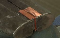 make metal vise jaw protectors for metalsmithing  - from 6 Metalsmithing Tips for Our Sixth Anniversary: Metal Forging, Soldering, Pickle, Show Displays & More - Jewelry Making Daily