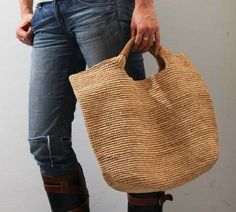 Awesome crochet bag