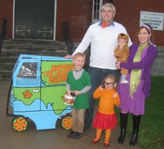 scooby doo group halloween costume and other ideas