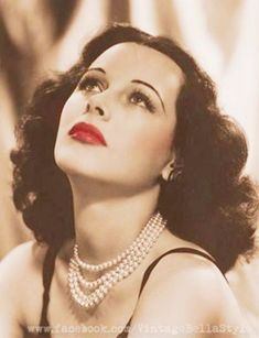 Hedy Lamarr                                                                                                                                                                                 More