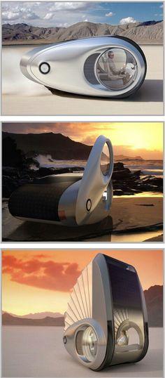 Transportes futuristas :O
