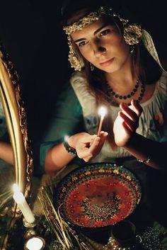 Святочные гадания Автор фотопроекта: Майя Динова