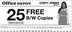 Office Depot Coupons: 25 Free Copies & more! - http://www.livingrichwithcoupons.com/2013/02/office-depot-coupons-25-free-copies-more.html