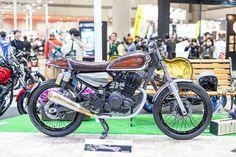 発動機と音楽の両ヤマハが手を組んだ芸術的バイク「レゾネーター125」   エアロプレイン http://airoplane.net/2016/03/30/resonator-125.html