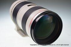 Canon EF 70-200mm f/2.8 L USM Excellent+ #Canon