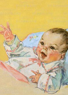 Babies Illustrator: Dorothy Hope Smith Imprint: Laughing Elephant New Child'