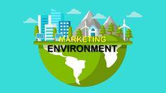 اگر بخواهیم از محیط بازاریابی تعریف مختصری داشته باشیم ، یک شرکت باید از محیط بازاریابی شروع کند تا از فرصت ها استفاده کند و از تهدیدات خودداری کند. محیط بازاریابی متشکل از نیروها و بازیگرانی است که در توانایی شرکت در ایجاد مبادلات سودآور با مشتریان هدف تأثیر می گذارد. محیط با Accounting, Environment, Marketing