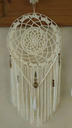 1 million+ Stunning Free Images to Use Anywhere Making Dream Catchers, Dream Catcher Decor, Black Dream Catcher, Crochet Dreamcatcher Pattern, Macrame Patterns, Crochet Patterns, Crochet Crafts, Crochet Projects, Cute Crochet