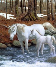 Sanderson, Ruth Unicorns  -  Pinned 8-26-2015.