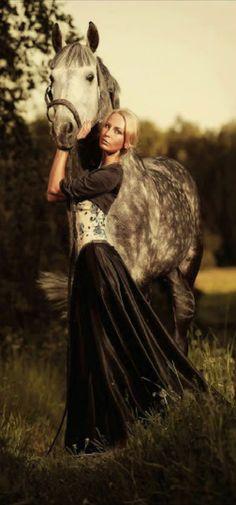 fantasy gown ♕