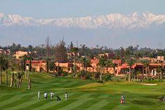 Atlas Golf Marrakech #golf #morocco #opusgolfs