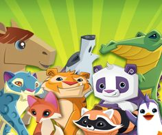 I am going to start a question of the day. - It will always be something animal jam related - QOTD : What was the first animal you ever created on animal jam? When did you first create your account?