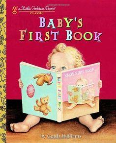 Baby's First Book (Little Golden Book) by Garth Williams, http://www.amazon.com/dp/037583916X/ref=cm_sw_r_pi_dp_PJZbrb08ZSKT7