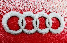 #Audi #Snow
