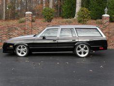 1983 Chevrolet Malibu Wagon Custom