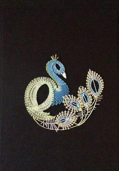 Doručené – Seznam Email Types Of Lace, Bobbin Lace Patterns, Lacemaking, Lace Design, Hobbies And Crafts, Yarn Crafts, Fiber Art, Weaving, Butterfly