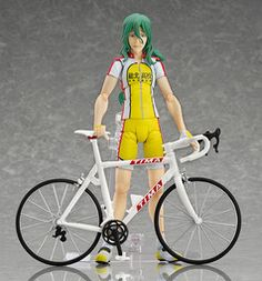 Yowamushi Pedal - Grande Road - Makishima Yuusuke - Figma #251 (Max Factory)