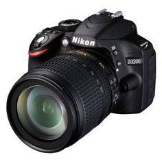 DSLR by Nikon. The Nikon is a digital SLR camera that is designed to… Nikon D3300, Dslr Nikon, Dslr Cameras, Best Entry Level Dslr, Appareil Photo Reflex, Nikon Digital Camera, Photo Printer, Nikon Photography, Photography Classes