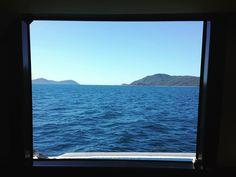 Our bedroom window for the next three days! Doing a liveaboard on the Great Barrier Reef! #greatbarrierreef #ocean #australia #amazing #seetheworld #seeaustralia #diving #prodivecairns #fish #turtles #liveaboard #travel #explore #live #life #love #winnlife #winnadventures #queensland by a.winn2010 http://ift.tt/1UokkV2
