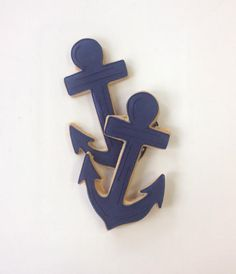 Anchor Cookies | Cookie Connection