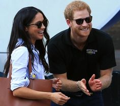Prince Harry and Meghan watched Wheelchair Tennis match