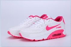 Nike Air Max 90 New Women's shoes Pink White