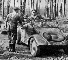 Auto-Union Project: Volkswagen at War
