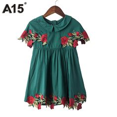 A15 Kids Clothes Girls Dress Summer 2017 Toddler Girl Clothing Princess Dress Baby Girl White Party Dress for Girls 8 10 12 Year-in Dresses from Mother & Kids on Aliexpress.com | Alibaba Group
