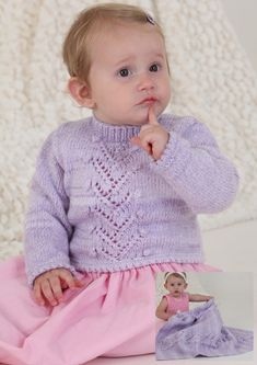 Babies Patterns – Page 7 – Elle Yarns