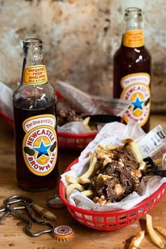 Beer Braised Short Rib Poutine | Bakers Royale copy
