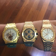Prob my 3 favorite APs ever made #tourbillon by watches561