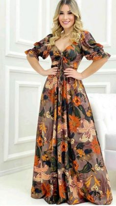 Simple Dresses, Beautiful Dresses, Nice Dresses, Casual Dresses, Short Dresses, Summer Dresses, High Fashion Dresses, Skirt Fashion, Fashion Outfits