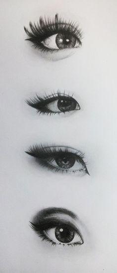 2ne1's eyes