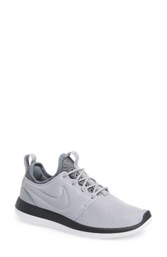 Free shipping and returns on Nike Roshe Two Sneaker (Women) at Nordstrom.com. The epitome of streamlined simplicity, an ultra-lightweight sneaker can be worn with or without socks for serious styling versatility. A triple layer of cushioning and a padded collar make sure every step is a comfy one. A waffled outsole provides traction, and an inner sleeve adds cushioning without extra weight.