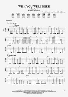 guitar tabs wish you were here | Pink_Floyd-1975-Wish_You_Were_Here-04-Wish_You_Were_Here-AGuitarI.png ...