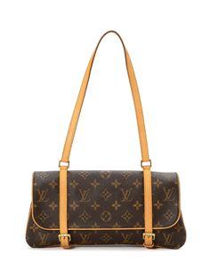 Louis Vuitton Marelle Shoulder Bag - Vintage