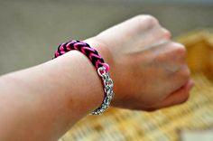 Loom bracelet for adults