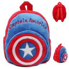 mochila Children s gifts kindergarten boy backpack Plush baby children school  bags design kid girls lovely K T plush toy bags bd1ef096f3a59