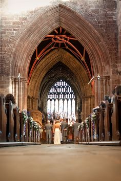 The beautiful St Mary's Church, Nantwich in Cheshire - stunning wedding venue! Our Wedding, Wedding Venues, Beautiful Buildings, Barcelona Cathedral, Wedding Decorations, New Homes, England, Dreams, Spaces
