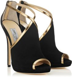 Jimmy Choo - Fey High Heeled Shoes