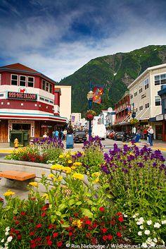 Juneau Alaska - I love this area - so much positive energy !
