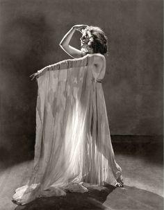 ♕ Vintage Costume Variations ♕  Vilma Banky, 1920s