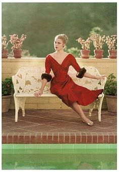 Picture of Elegance Blog: Ladies in Red...Grace Kelly