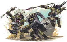 Goblin - The Forgotten Realms Wiki - Books, races, classes, and more
