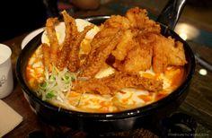 Corea del sur | South Korea | Seoul | Seul | Comida | Food | Tteokbokki with cheese