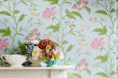 Perfekt Little Greene Tapete Englischer Landhausstil, Papier Herstellen, Merkmale,  Tapeten, Malerei Schlafzimmer,