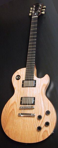 Gibson Les Paul Studio in swamp ash