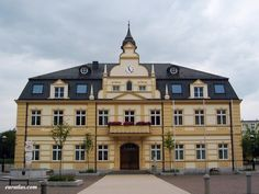 Stadhuis (City Hall) Demmin (Duitsland, Germany)
