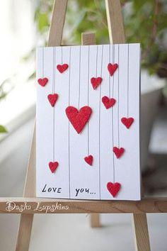 diy birthday cards for boyfriend Diy Cards For Boyfriend, Diy Birthday Card For Boyfriend, Boyfriend Crafts, Boyfriend Ideas, Diy Anniversary Cards For Boyfriend, Ideal Boyfriend, Birthday Cards For Her, Love Valentines, Valentine Day Cards