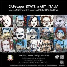 GAPscape - State of Art Italia: News